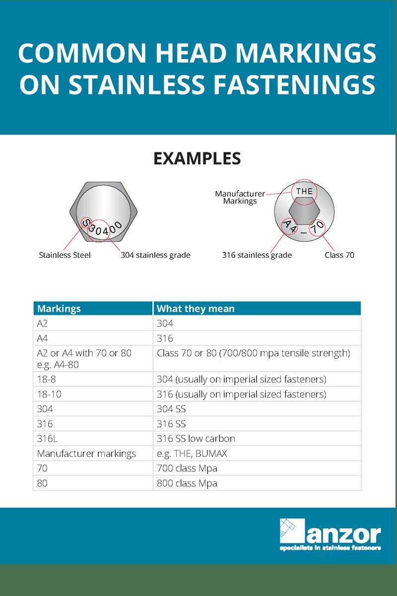 Common Head Markings Chart Proof 4