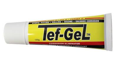 Tef Gel 120g Tube