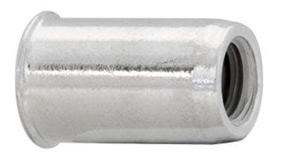 Aluminium Rimless Threaded Insert