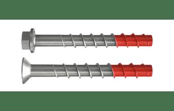 Fischer FBS II Stainless Steel Concrete Screw