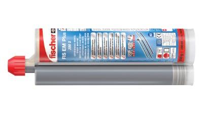 Fischer EM 390 Plus Concrete Mortar