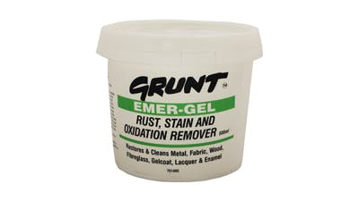 Stainless Steel Rust Remover