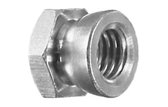 Stainless Security Shear Nuts