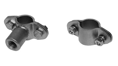 Stainless Tube and Pipe Saddle Clamps