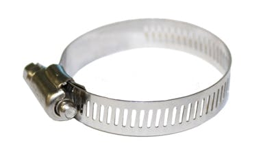 Stainless Perforated Hose Clamps