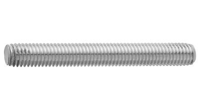 M6 Studding A4 Stainless Steel Marine Grade Threaded Bar Full Thread Rod 6mm