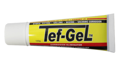 Tef Gel Corrosion Inhibitor 120g