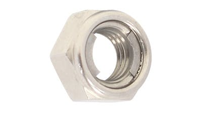 Stainless Locking Nut