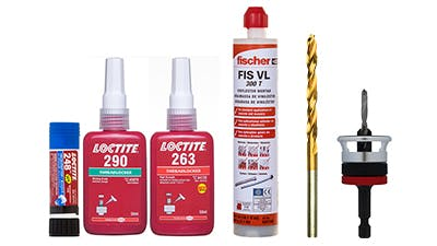 Chemicals and Tools