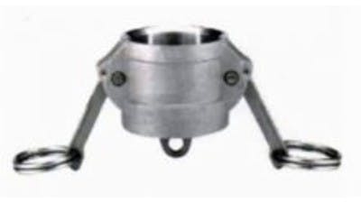 Stainless Camlock Fitting Type DC