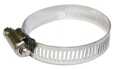 Stainless Perforated Hose Clips