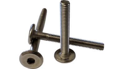 Stainless JCB Bolts