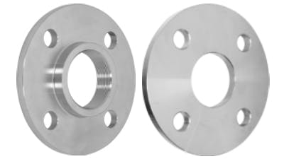 Stainless Table E Flanges