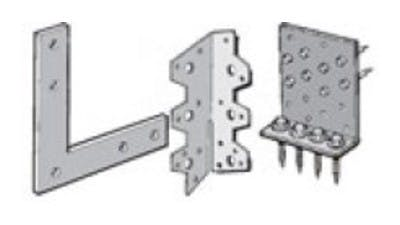 Building Brackets and Connectors