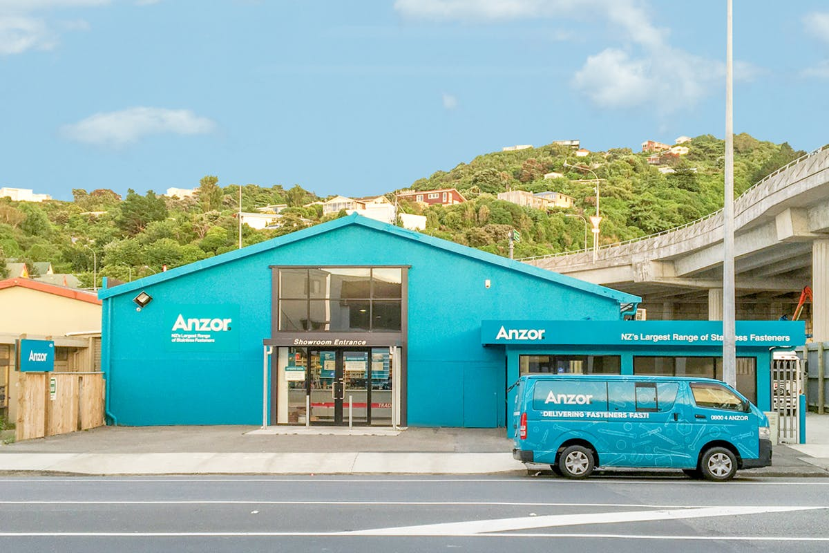 Our Wellington branch has moved to 409 Hutt Road, Lower Hutt