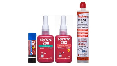 Chemical Adhesives, Threadlockers and Sealants