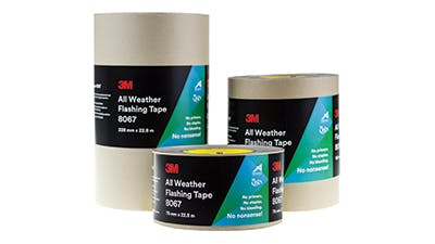 3m All Weather Flashing Tape