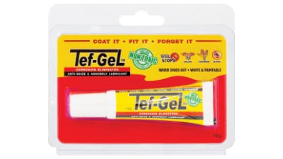 Tef Gel Corrosion Inhibitor and lubricant 10g