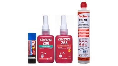 Anzor Chemical Adhesives and Sealants