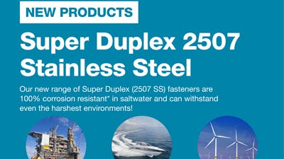 Super Duplex Stainless Steel Header