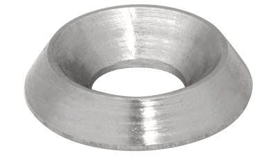 Stainless Solid Cup Washer for Self Tappers