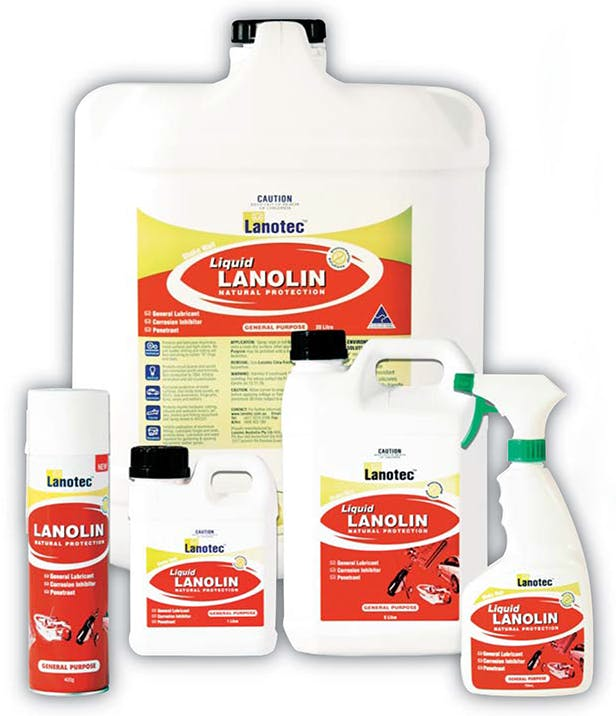 Lanotec Stainless Steel Lubricant