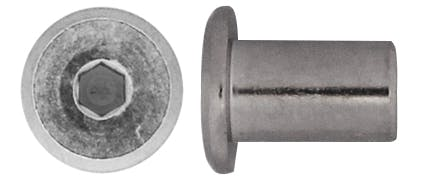 Stainless Joint Connector Bolt Barrel Nut