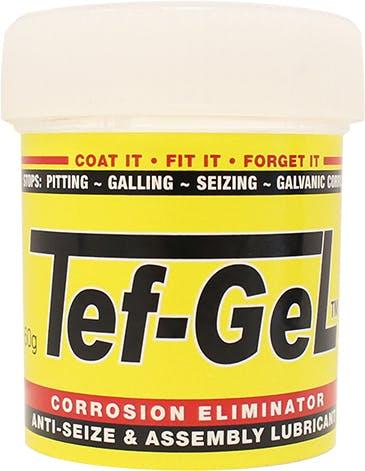 Tef Gel Stainless Steel Lubricant