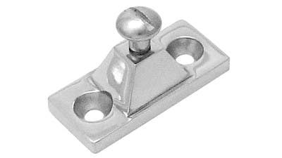 Stainless Side Mount Canopy Hinge