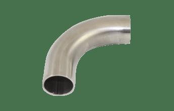 stainless steel 90 degree tube bend