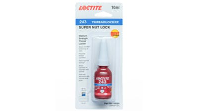 Loctite Threadlocker 243 10ml for Stainless Steel