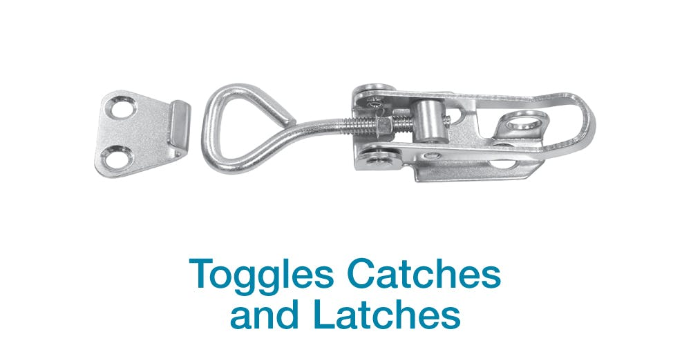 Stainless Steel Toggle Latches and Catches