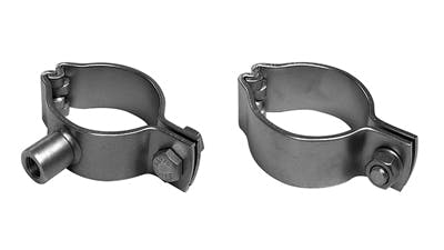 Stainless Tube and Pipe Clamps