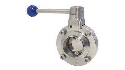 Stainless Butterfly Valve