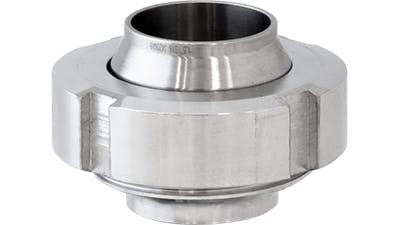 Stainless Ring Joint Type Fitting