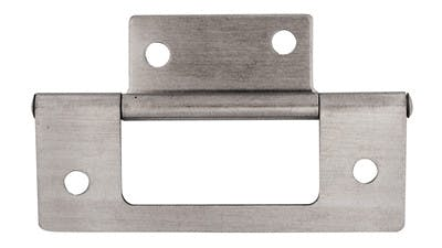 Stainless Flush Fit Hinges