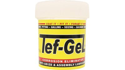 Tef Gel 60g Tub
