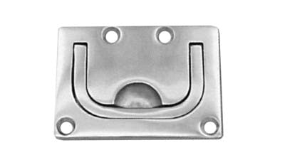 Stainless Rectangle Lift Ring