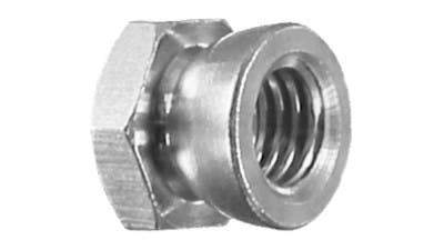 Stainless Shear Off Nut