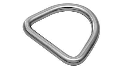 Stainless D Ring