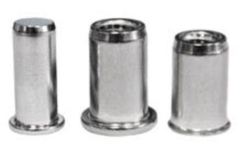 Stainless Threaded Inserts Nutserts Rivnuts