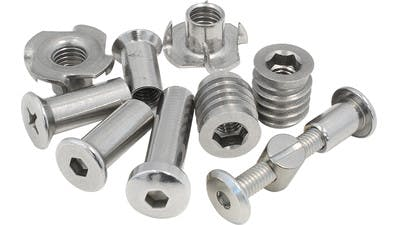 Stainless Steel Barrel Nut