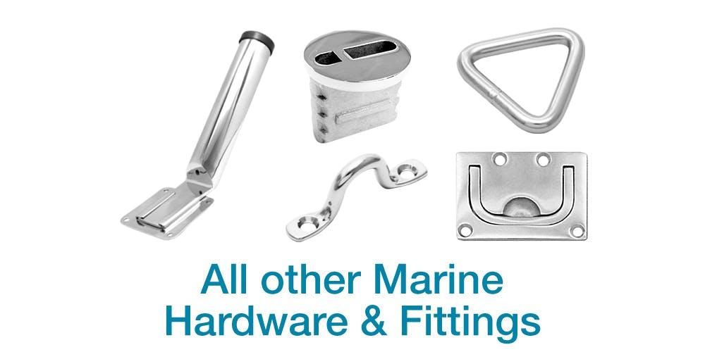 Stainless Steel Marine Hardware