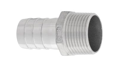 NPT Stainless Hose Tail