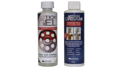 Action Gel Rust Remover for Stainless