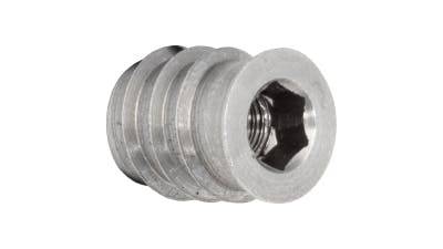Stainless Steel Threaded Inserts for Wood