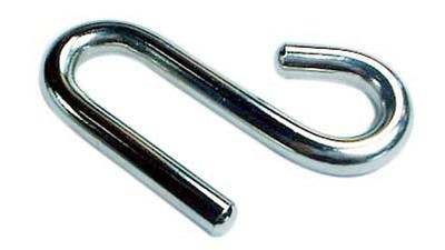Stainless S Hook with One End Closed