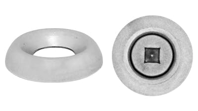 Stainless Cup Washer for Self Tapping Screws