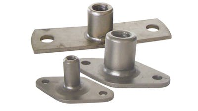 Stainless Heavy Wall Plates for Down Pipes