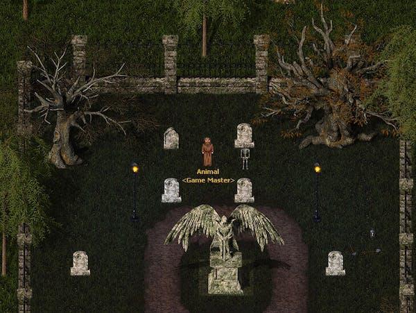 Mapa Cementerio